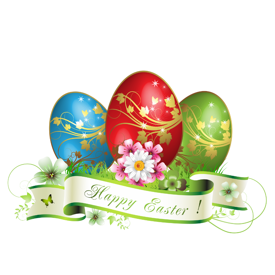 happy easter clipart classy