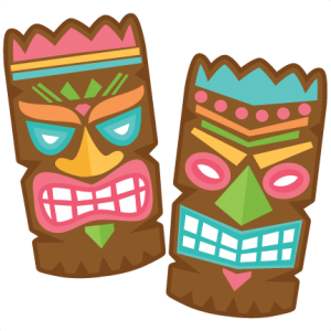 Easy vector tiki. New release set right