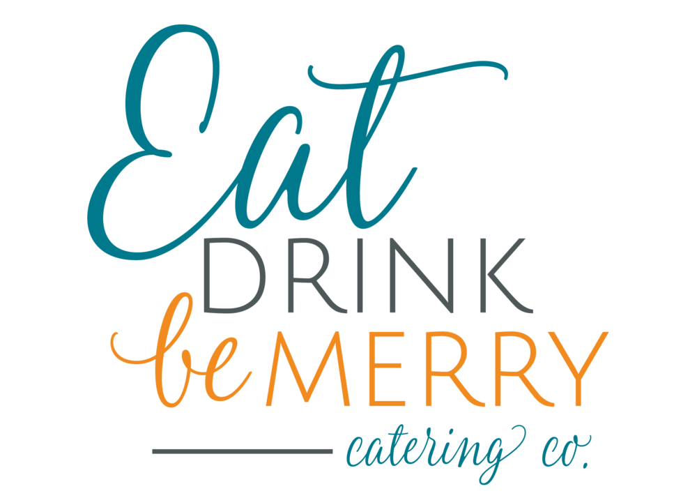Eat drink and be merry png. About catering co