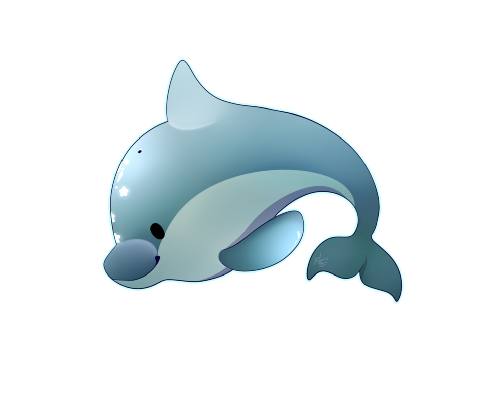 Ecco the dolphin png. By konoei kreations on