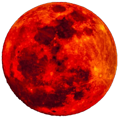 Eclipse clipart blue red moon. Blood moons and jewish