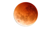 Eclipse clipart blue red moon. Total lunar blood by