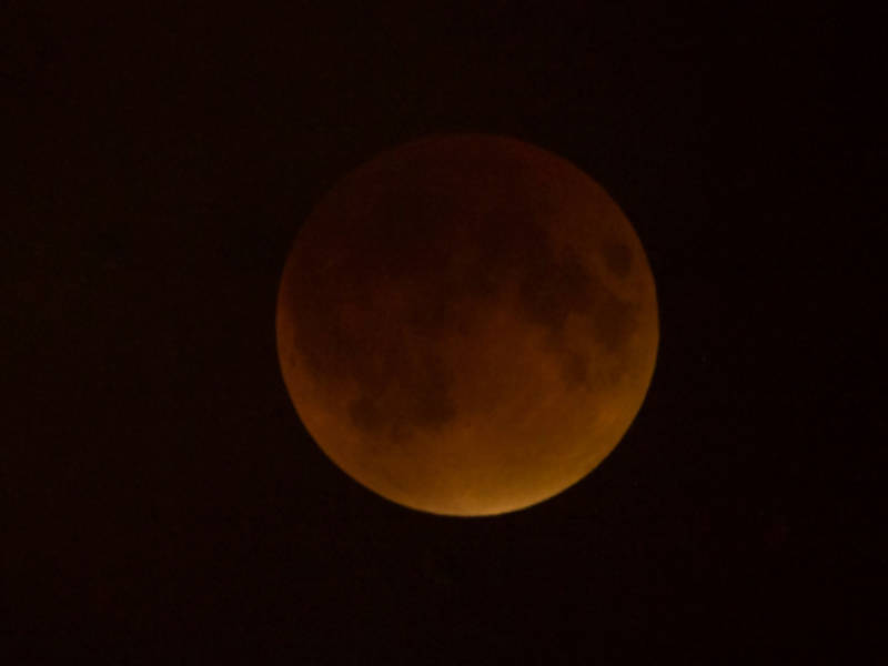Eclipse clipart blue red moon. See the super total