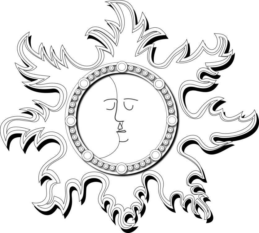 Eclipse clipart lunar eclipse. Solar moon drawing free