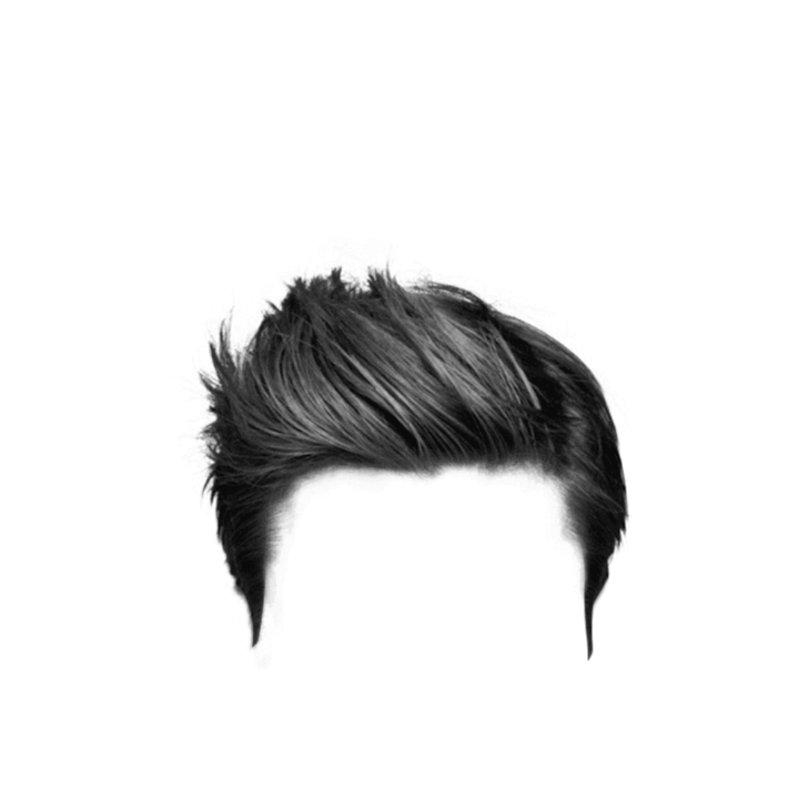 old man hair png