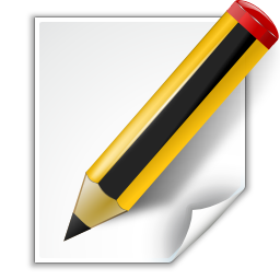 Document actions notes add. Edit delete icon png graphic library library