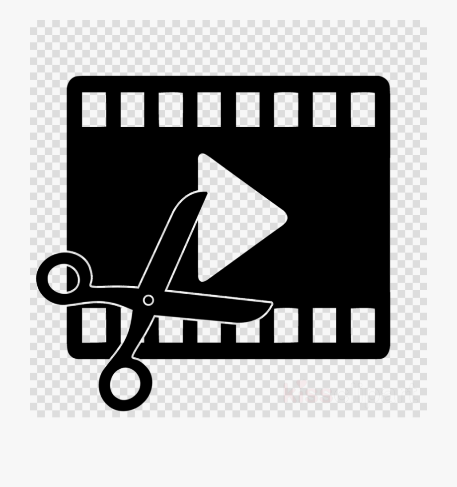 Edited. Editing clipart video icon