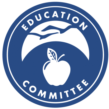 Education clipart business education. Committee carlsbad chamber of