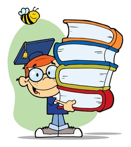 Education clipart eduction. Free image book school