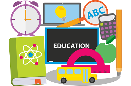 Education clipart public education. Five trending issues in