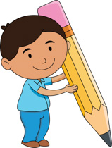 Pencil clipart education. Free school clip art