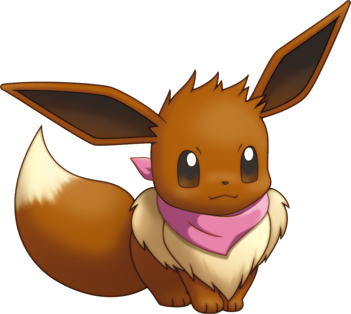 Eevee and pikachu png. Latest pok mon go