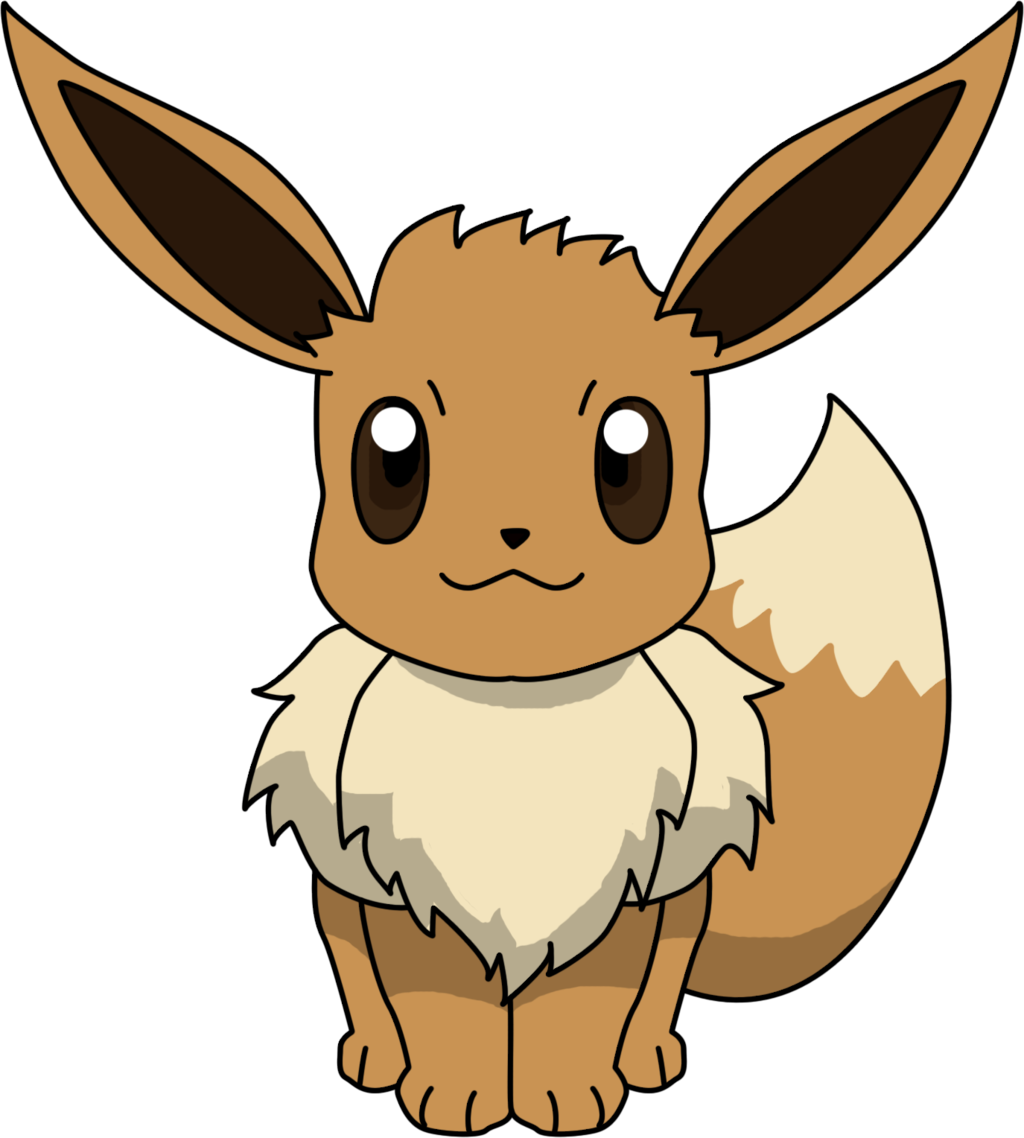 Eevee gif png. Sitting by proteusiii deviantart