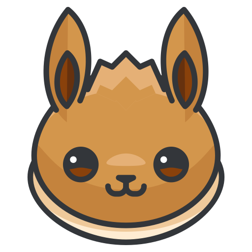 Eevee pokemon go png. Icons for free icon