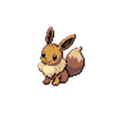 transparent sprite eevee
