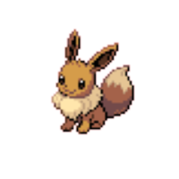 Transparent sprites eevee. Sprite animated gifs photobucket