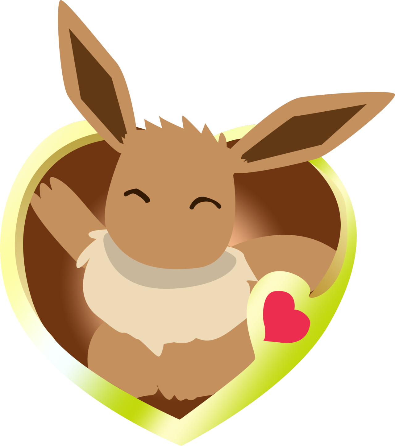 Eevee vector. A everyday and thats