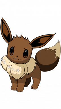 Eeveelution drawing simple