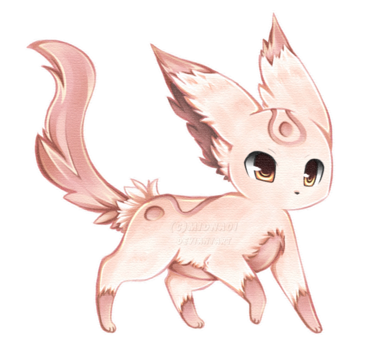 Eeveelution drawing fakemon. Favourite page other pok