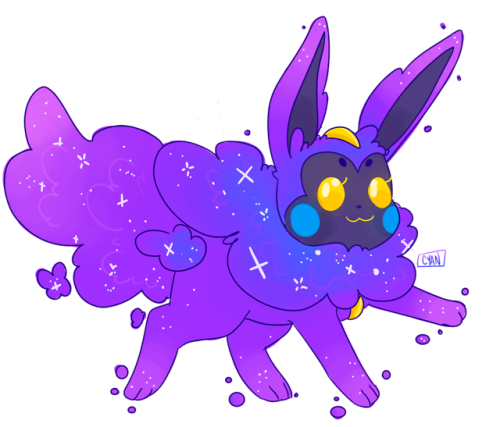 Eeveelution drawing fusion. Eevee tumblr a cosmogeevee