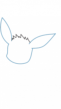 Eeveelutions drawing simple. How to draw pokemon