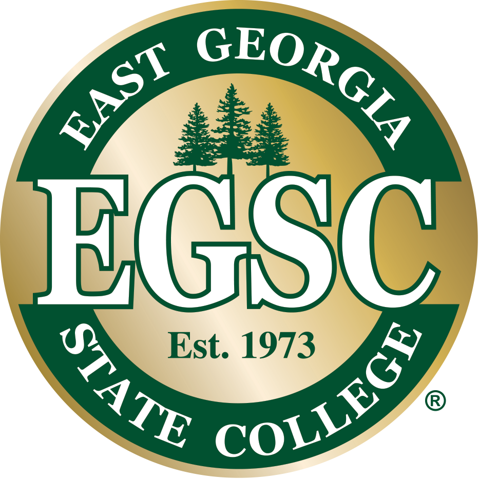 Metallic vector gold background. Egsc brand resources east