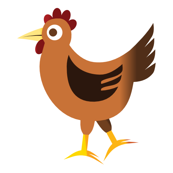 Hen vector barn rooster. Free chicken images download