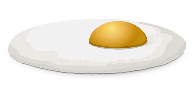 Soap transparent egg. What came first the