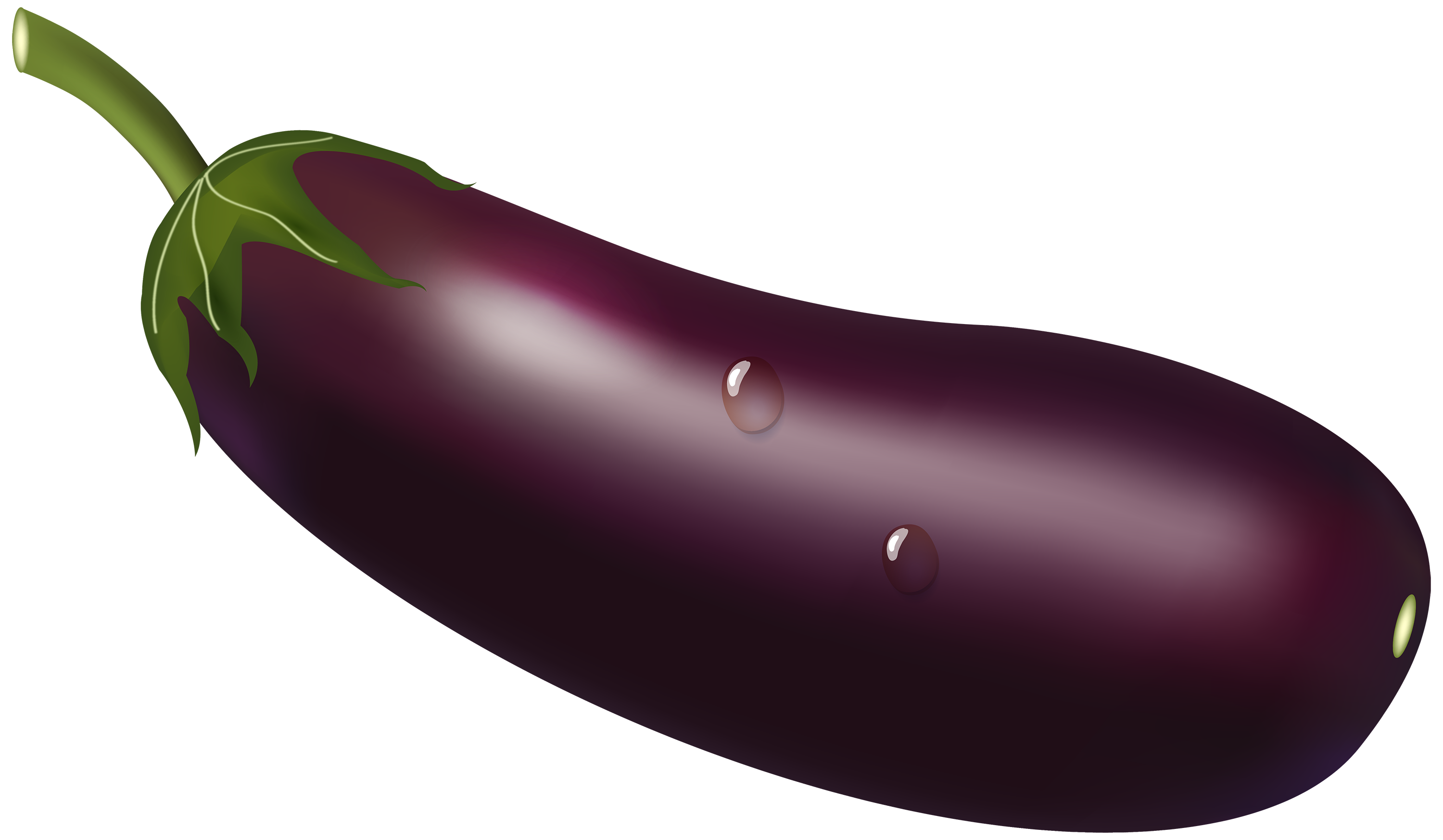 eggplant clipart violet thing