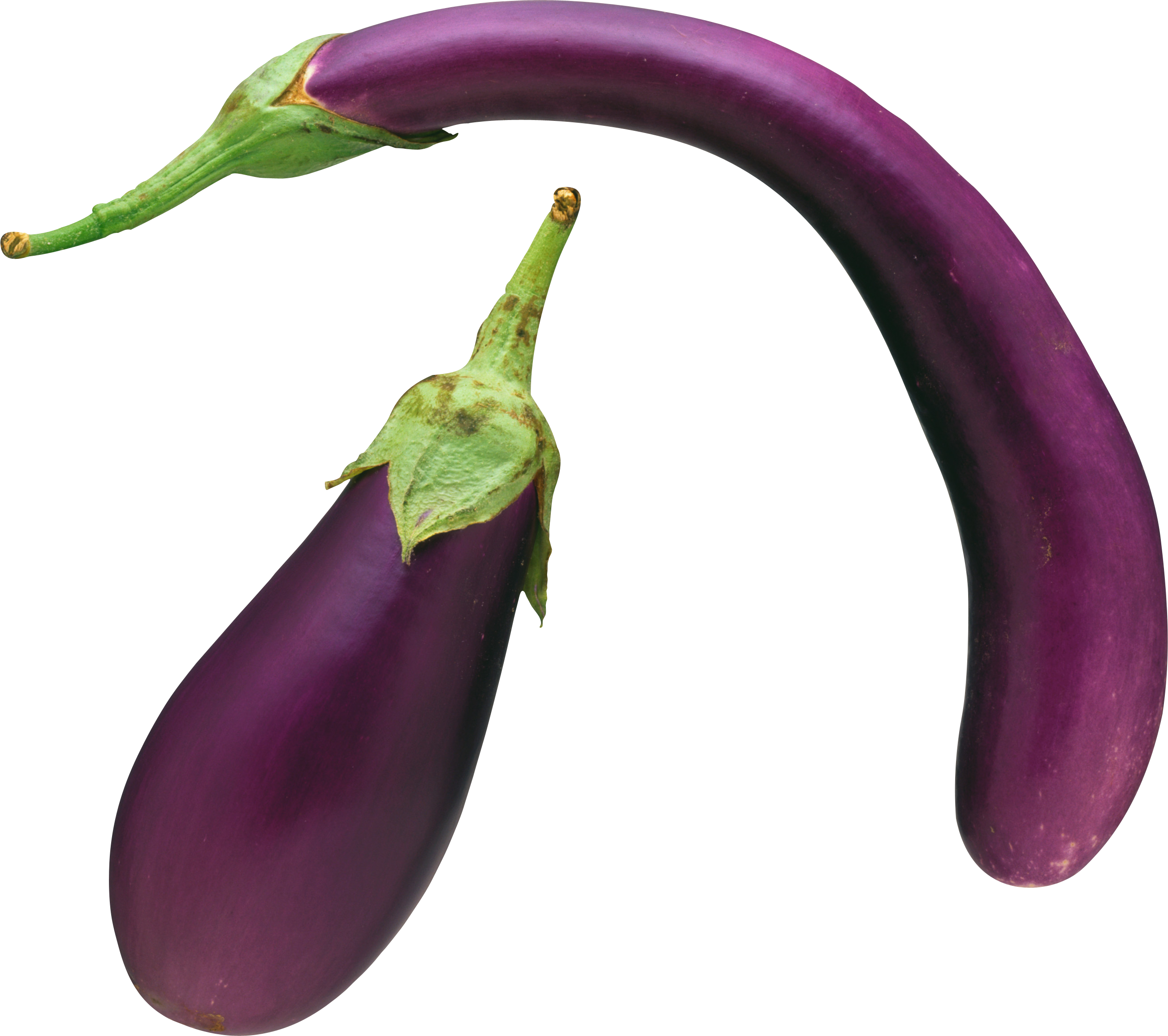 Eggplant transparent background