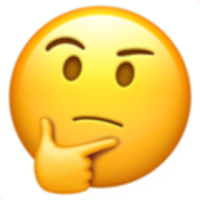 Im confused meme png. Thinking face emoji