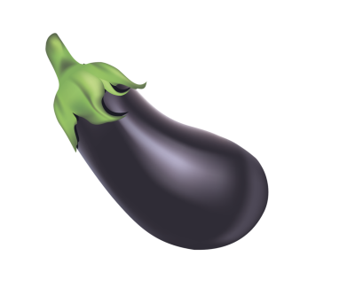 Eggplant vector plastic. Millions of png images