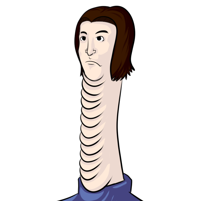 Egoraptor chins google search. Chin clipart double chin vector free library