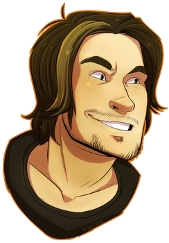 Egoraptor drawing chins. Eeeehrin by xnir x