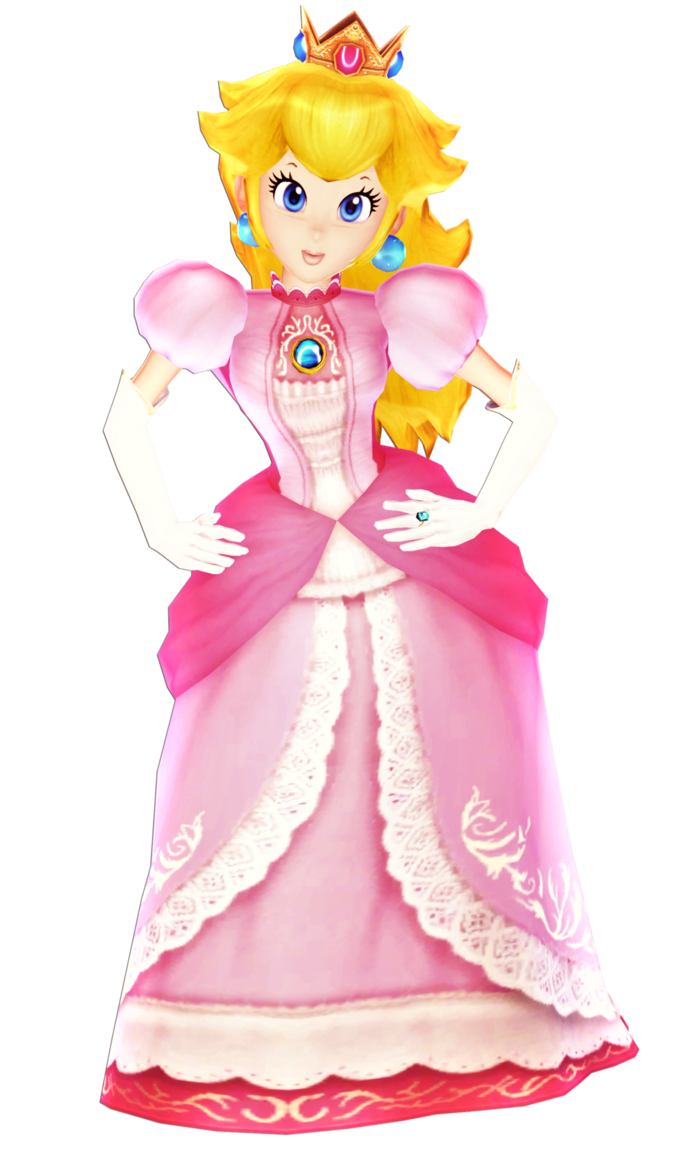 Egoraptor drawing princess peach. Mmd render by rosenoir