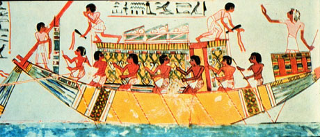 Egypt clipart trader. Ancient egyptian trade on