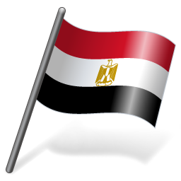 Egypt flag png. Icon vista flags iconset