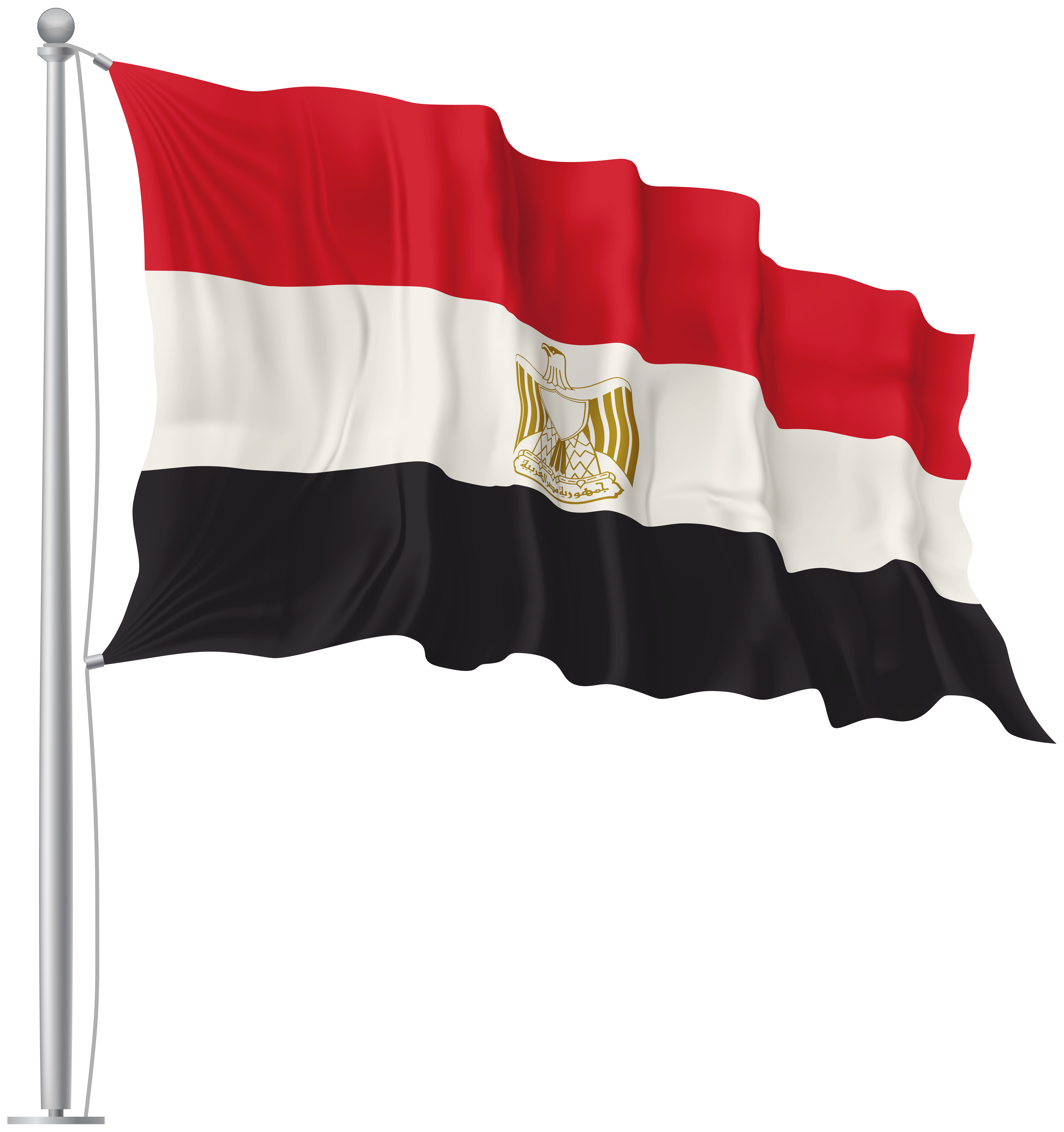 Egypt flag png. Waving image gallery yopriceville