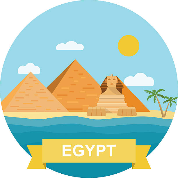 Egyptian clipart triangle pyramid. At getdrawings com free