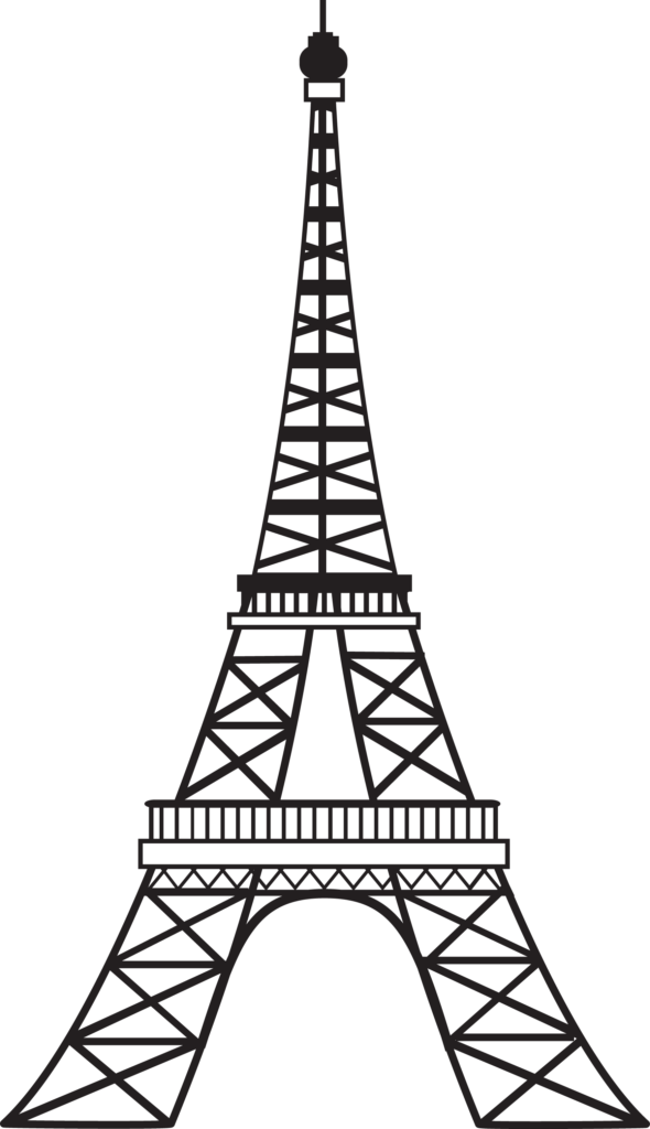 Eiffel tower vector png. Free transparent image peoplepng