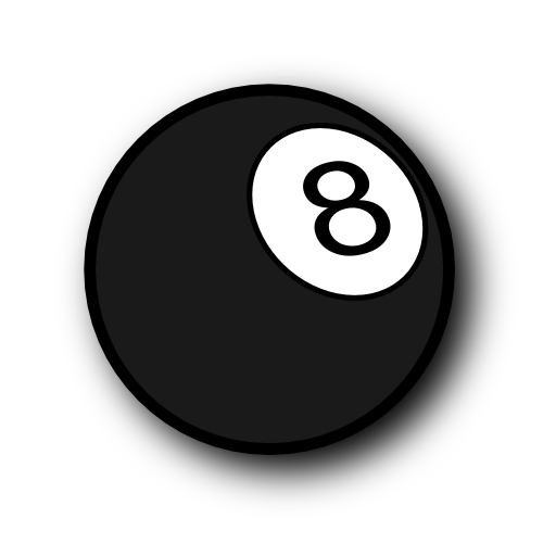 Eight ball png. Icons free in