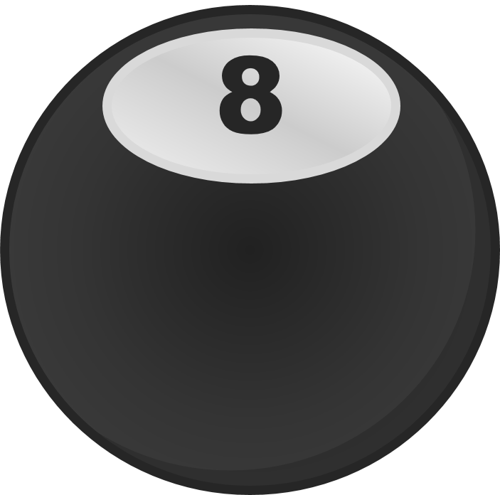 Eight ball png. Image object hotness wikia