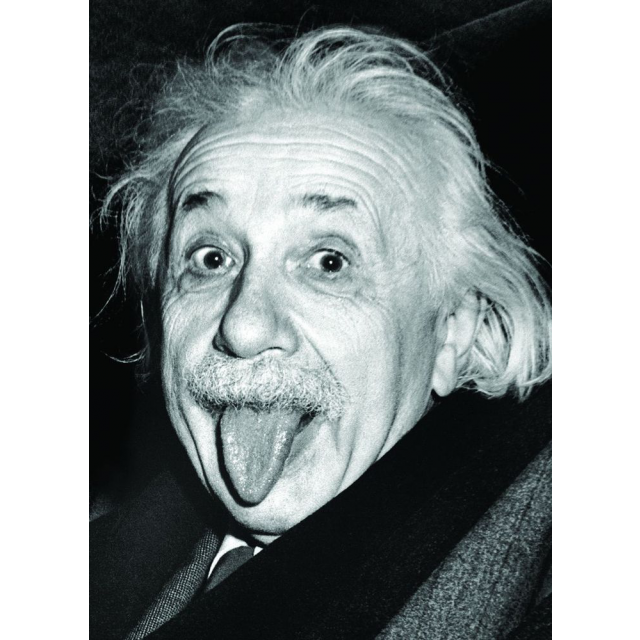 Einstein tongue png. Albert wire metal puzzles