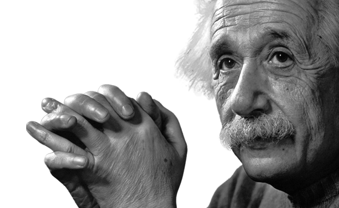 Einstein tongue png. Albert thinking close up