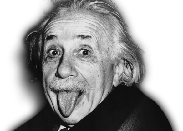 Einstein tongue png. Transparent pictures free icons