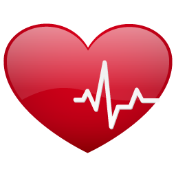 Free icon png download. Heartbeat clipart heart monitor line png transparent library