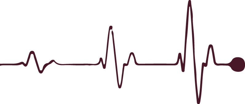 Ekg drawing medical. Heart beat encode clipart