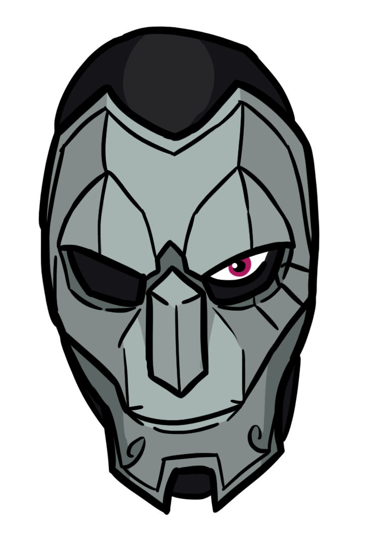 Jhin drawing art. From league of legends