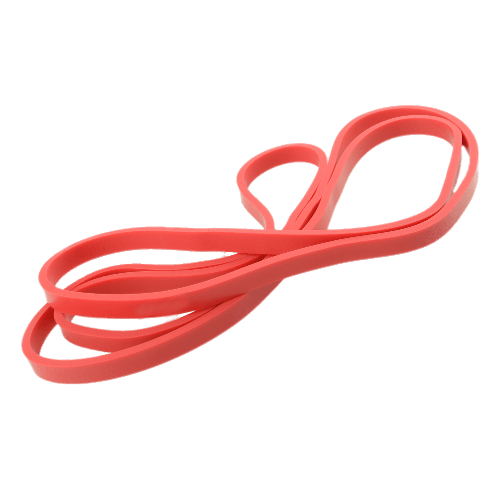 Elastic band png. Red rubber bands transparent