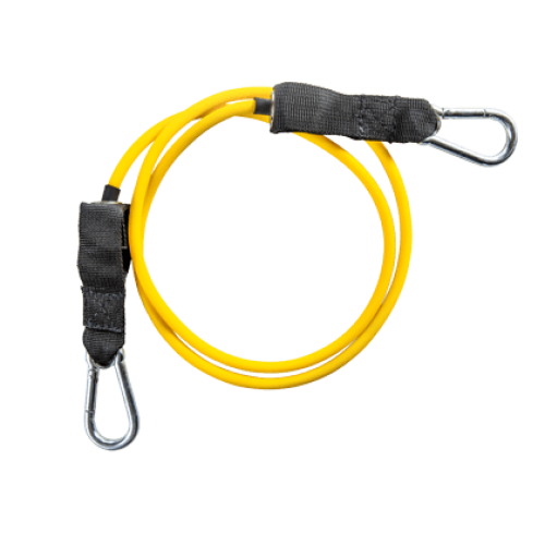 Elastic band png. Befit yellow resistance